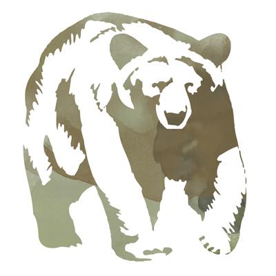 Auf Braunbärenjagd mit Interhunt