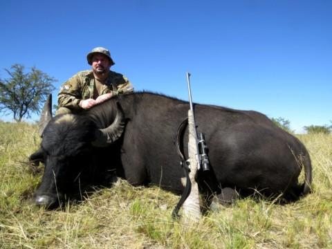 Jagd auf Wasserbüffel in Argentinien - Interhunt - jagen weltweit
