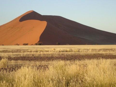 Dünen von Sossuvlei Namibia - Interhunt - jagen weltweit