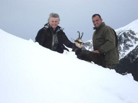 Jagd auf Anatolische Gams in der Türkei - Interhunt - jagen weltweit