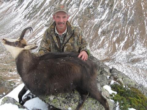 Erfolgreiche Jagd auf Anatolische Gams in der Türkei - Interhunt - hunting worldwide