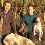 Woodcock hunt over dogs in Croatia - Interhunt - hunting worldwide