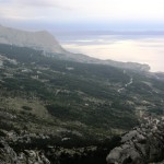 Hunting area for chamois hunt on the coast of Croatia - Interhunt - hunting worldwide