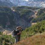 Stalking in the Carpathian mountain for chamois - Interhunt - hunting worldwide