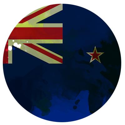 Mit Interhunt in Neuseeland